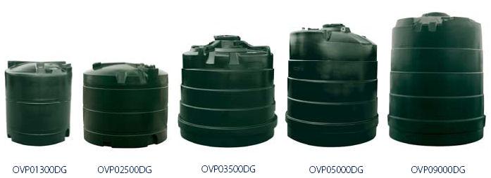 Fantastyczny Zbiorniki na olej opałowy - MAJKOS BV-24
